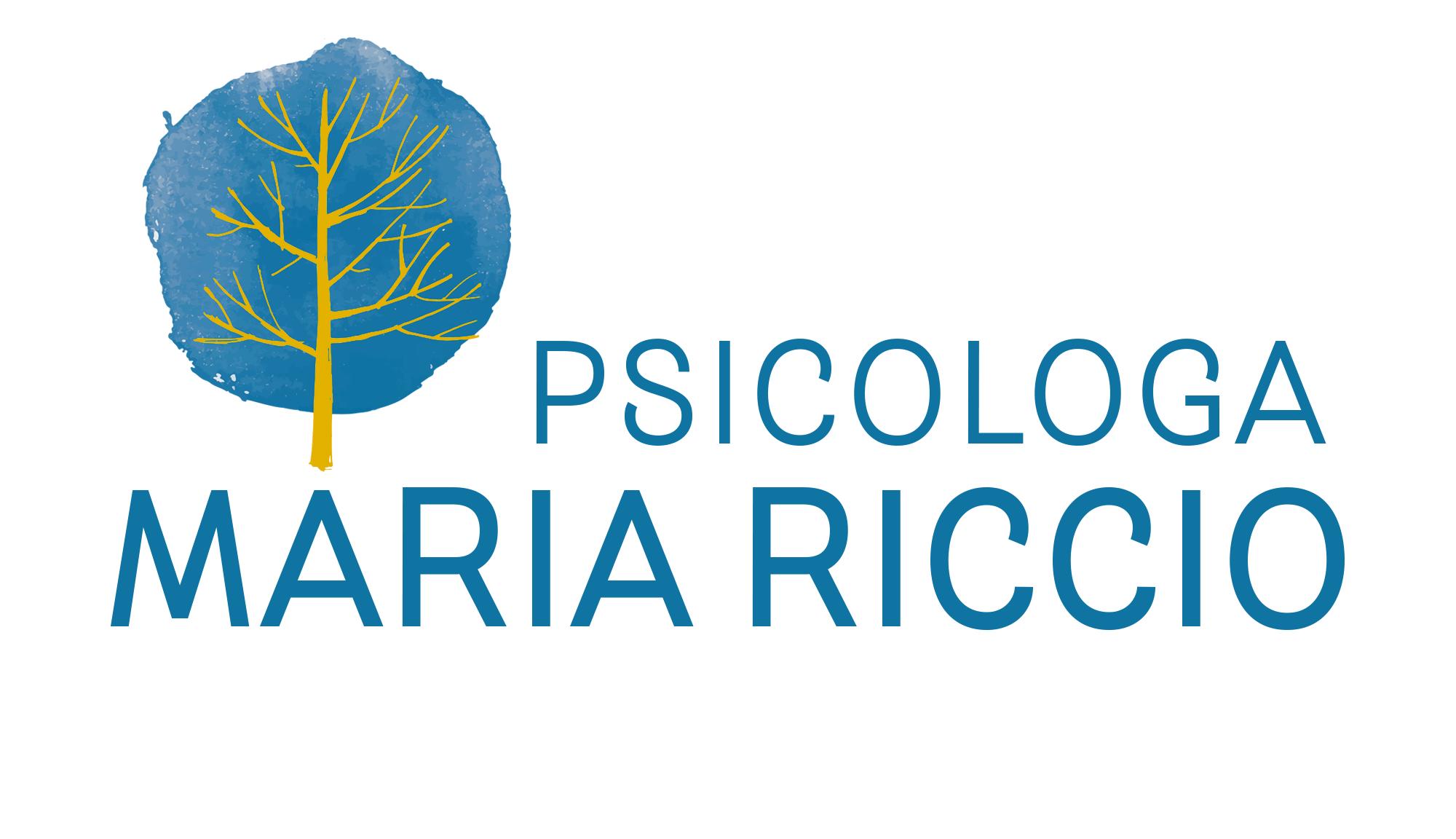 Psicologa Maria Riccio